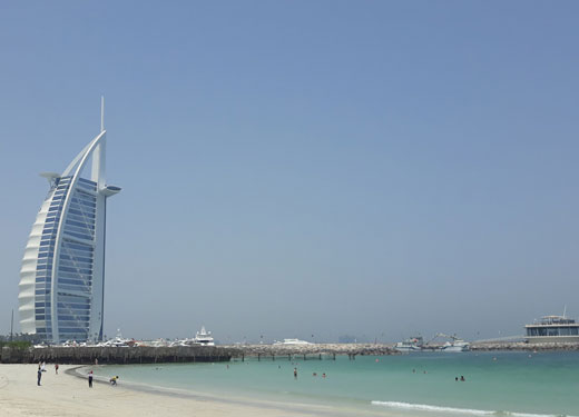Expedia сообщает о росте числа туров в Дубай