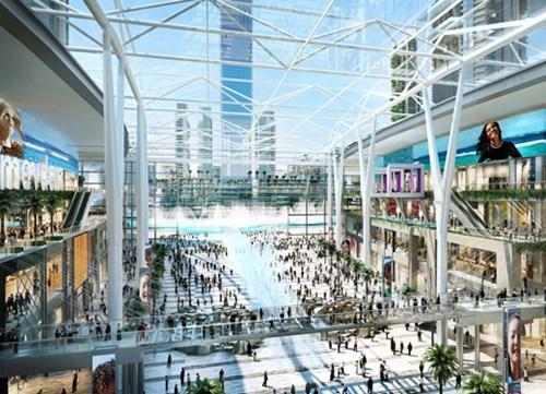 Дубай: лучший в мире город для шопинга