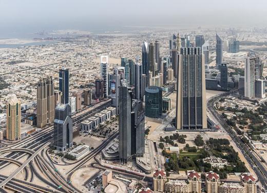 Кампания Дубая по привлечению ПИИ