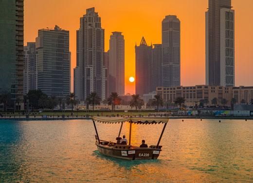 Дубай: один из лучших в мире городов для жизни