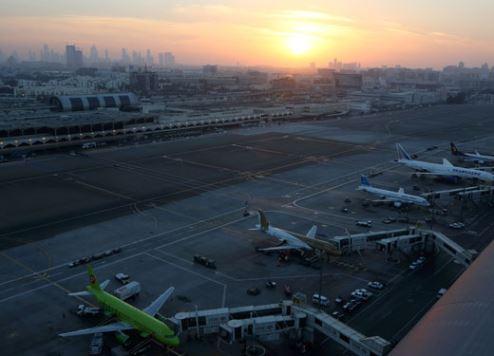 Пассажиропоток DXB в январе продолжает расти