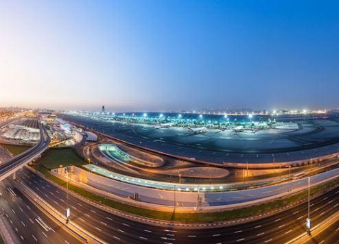 DXB приветствует в Дубае весь мир