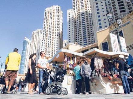 В 2017 г. Дубай посетили 15,79 млн. туристов