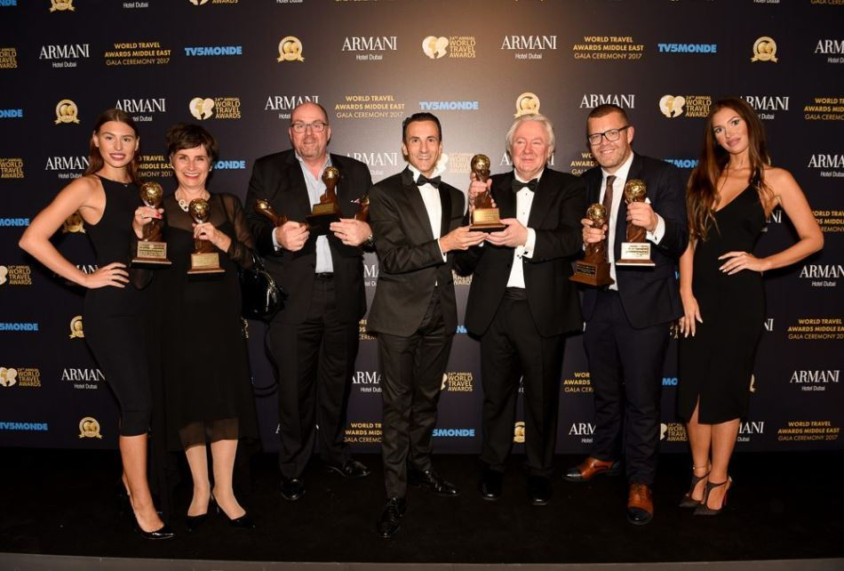 ОАЭ берут большую часть наград World Travel Awards Middle East