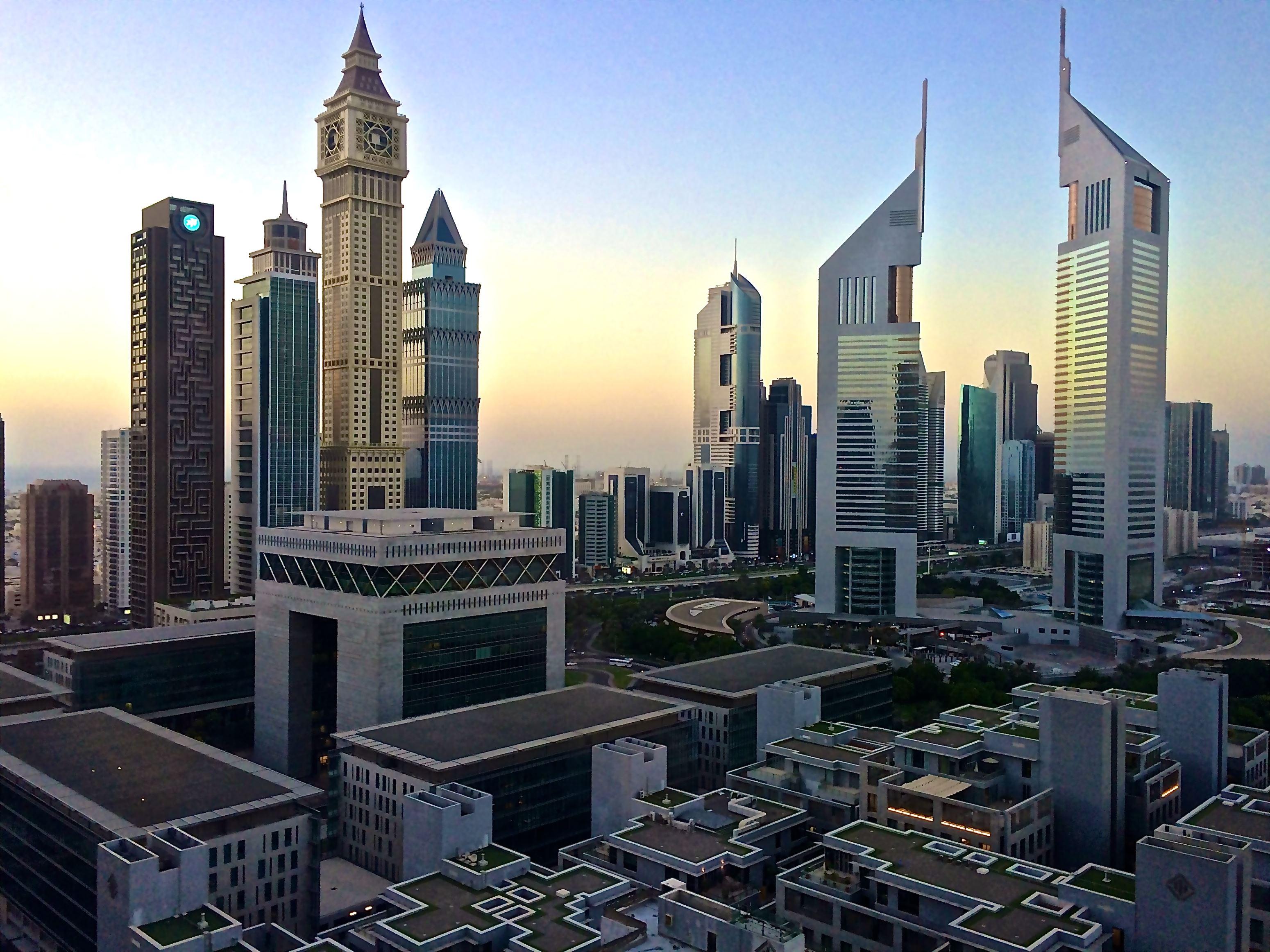 Экономический рост Дубая в III квартале 2017 г.