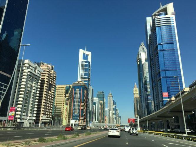 Дубай – 4-е по популярности направление в мире