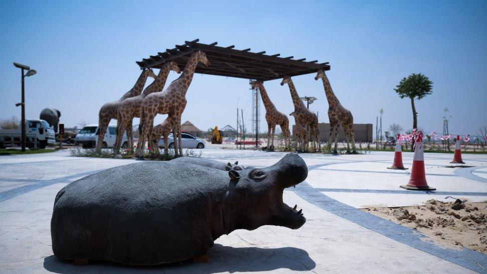 Dubai Safari примет первых посетителей в ноябре