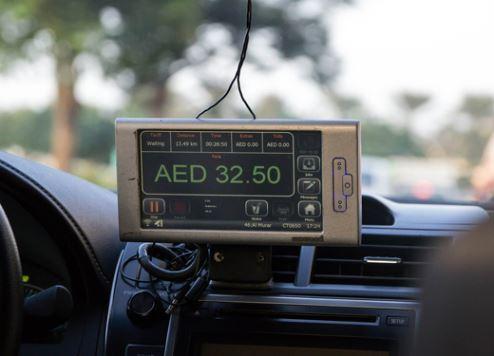 Такси Дубая – одно из самых доступных в мире