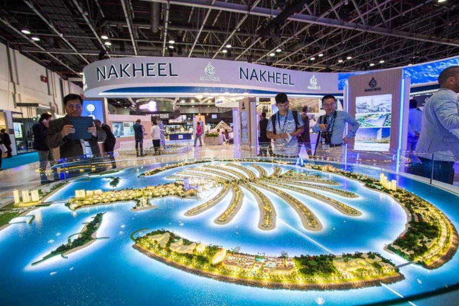 В Дубае завершилась выставка Cityscape Global