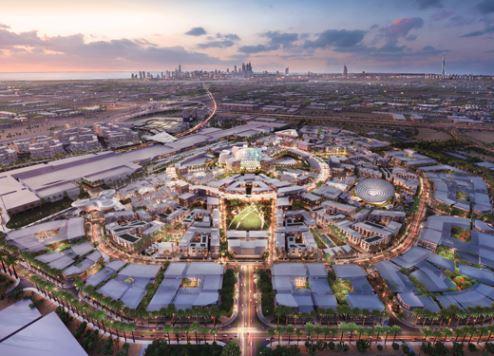 Expo 2020: Наследие на долгие годы