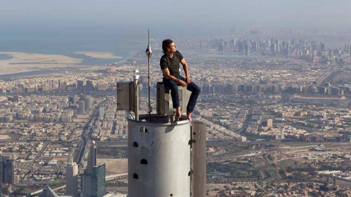 Дубай: центр развлечений