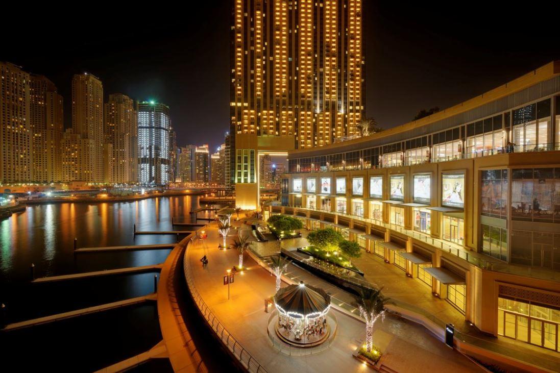 Уровень заселяемости отелей Дубая достиг рекордной отметки за последние девять лет