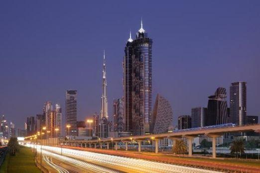 В феврале отели Дубая демонстрируют хорошие показатели
