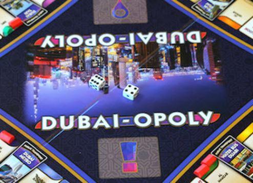 Новая игра DUBAI-OPOLY продвигает Дубай как мировой центр деловой активности