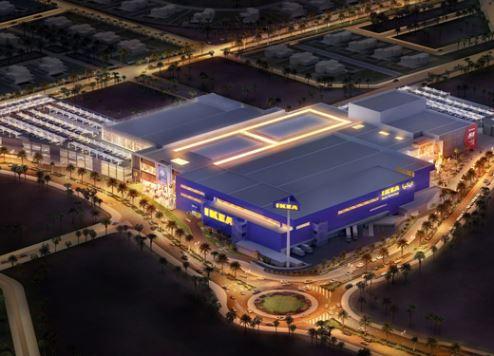 Новый концепт торгового центра в Jebel Ali