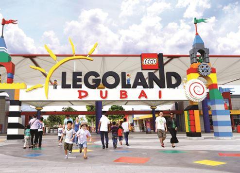 В Дубае появится первый на Ближнем Востоке отель в стиле LEGO