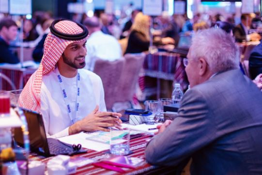 В 2016 г. в Дубае было проведено на 79% больше бизнес-мероприятий