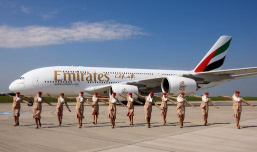 Авиакомпания Emirates привлечёт в Дубай больше туристов из Бразилии