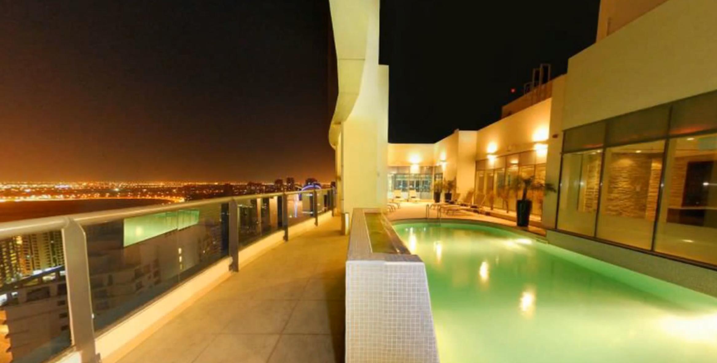 Перспективы инвестиций в гостиницы Ближнего Востока
