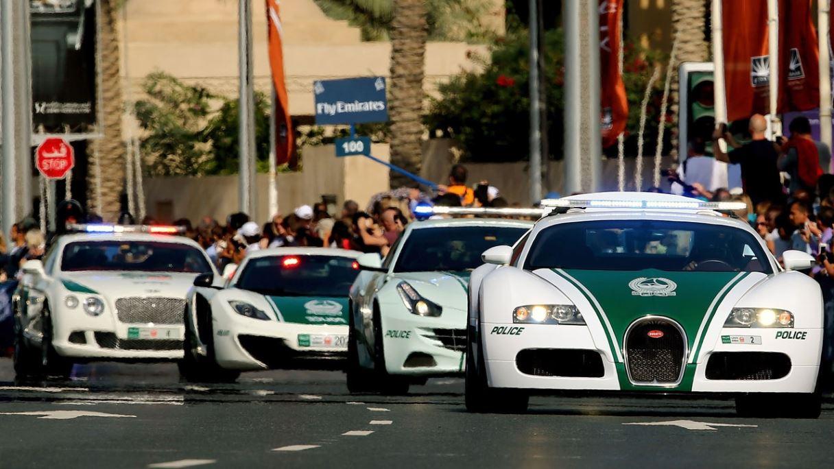 ОАЭ признаны одной из самых безопасных стран в мире