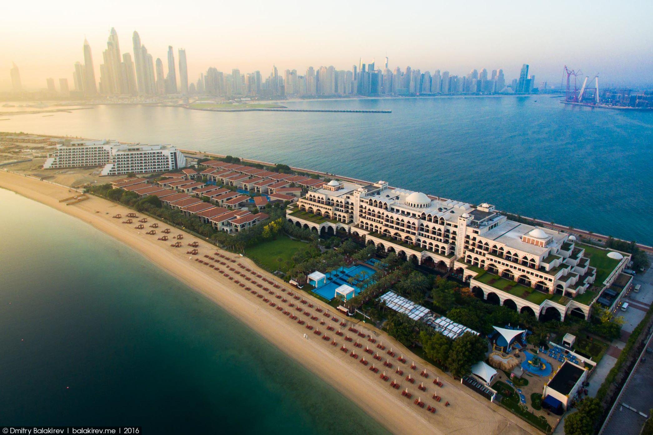 Британцы считают Дубай лучшим дальним направлением для туров выходного дня