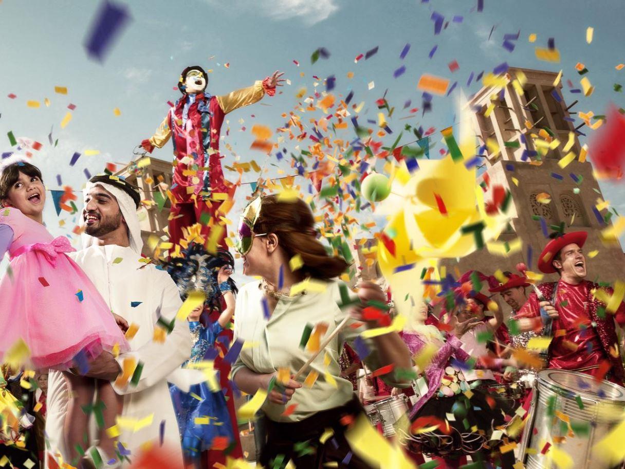 Насыщенный календарь событий Дубая на октябрь