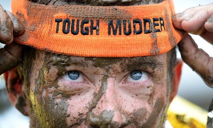 Гонка Tough Mudder едет в Дубай