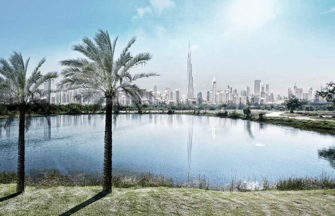 Проект нового района Дубая включает мега-молл и два фешенебельных отеля