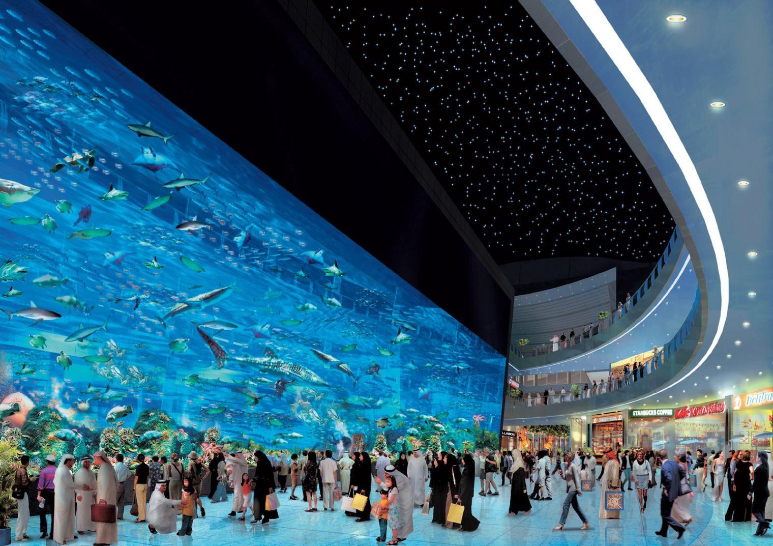 Туристический бум способствует бурному развитию ненефтяного сектора экономики Дубая