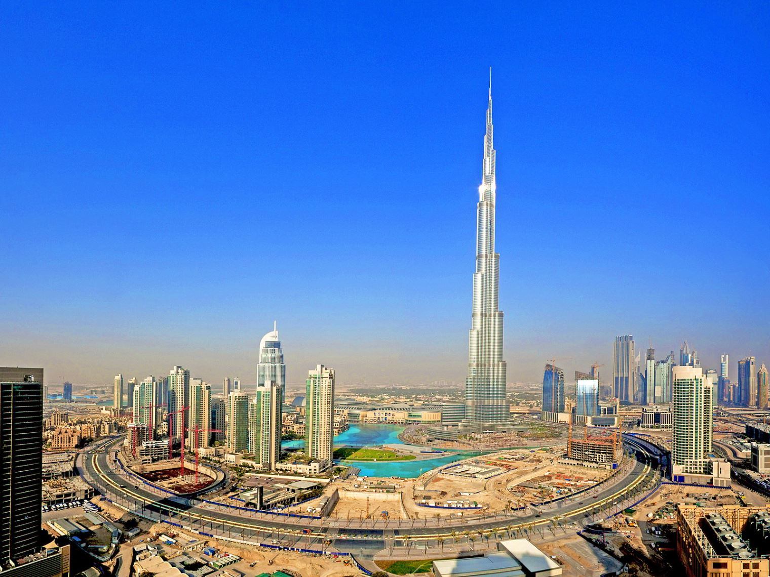 Самые прибыльные районы Дубая
