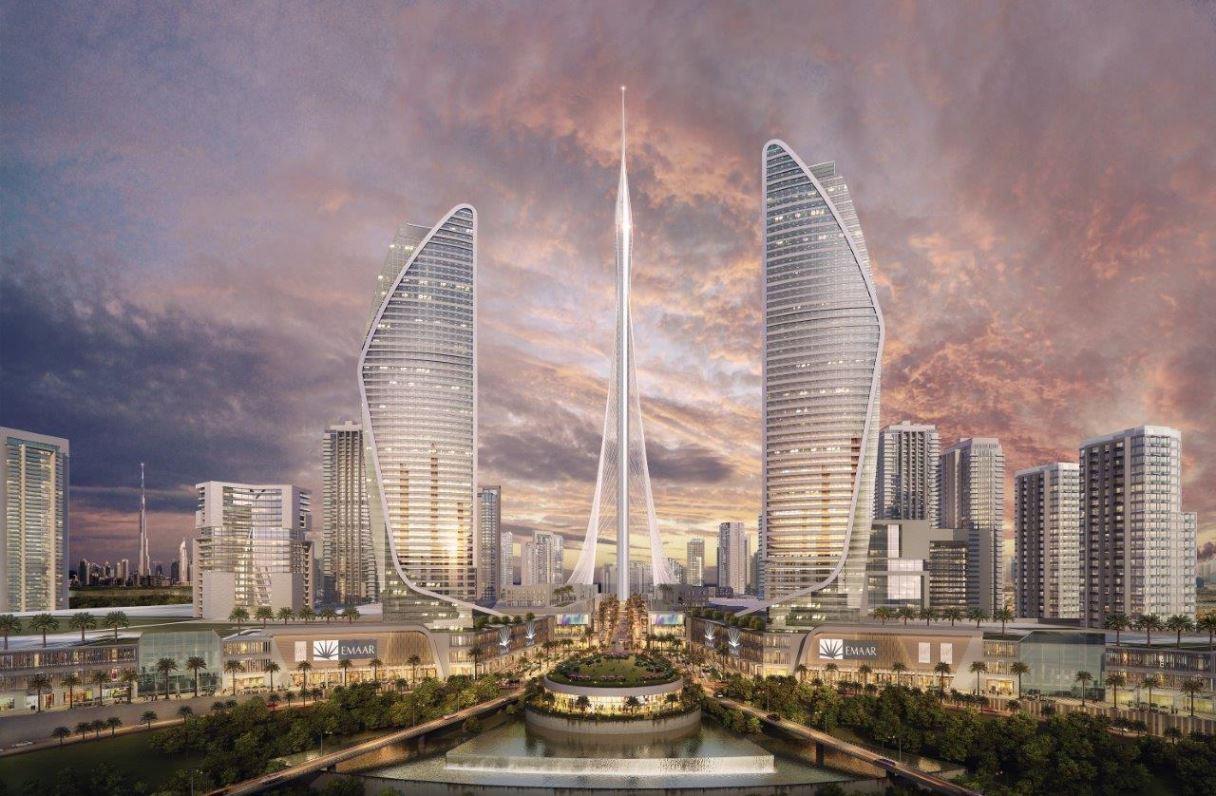 Мега-проекты Дубая