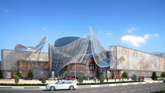 Начато строительство первого в Дубае мебельного торгового центра стоимостью $81 млн.