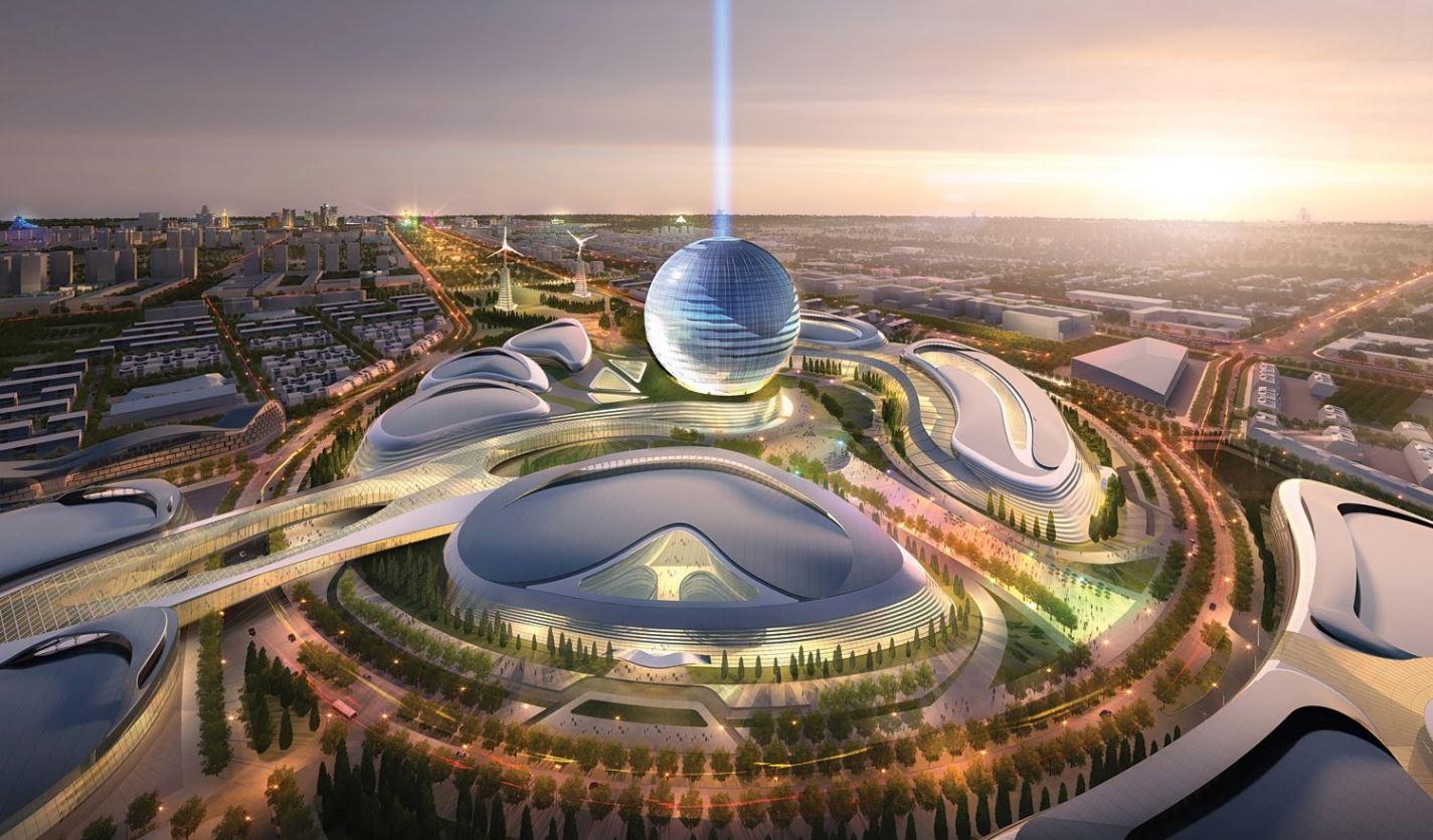Выставку Expo 2020 в Дубае ждет колоссальный успех