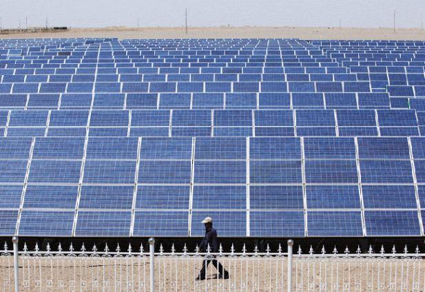 Дубай установил новый рекорд в области применения солнечной энергии
