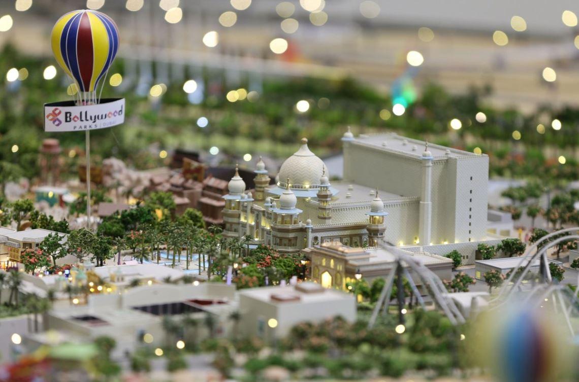 Парковый комплекс Dubai Parks and Resorts сыграет огромную роль в развитии туризма в регионе