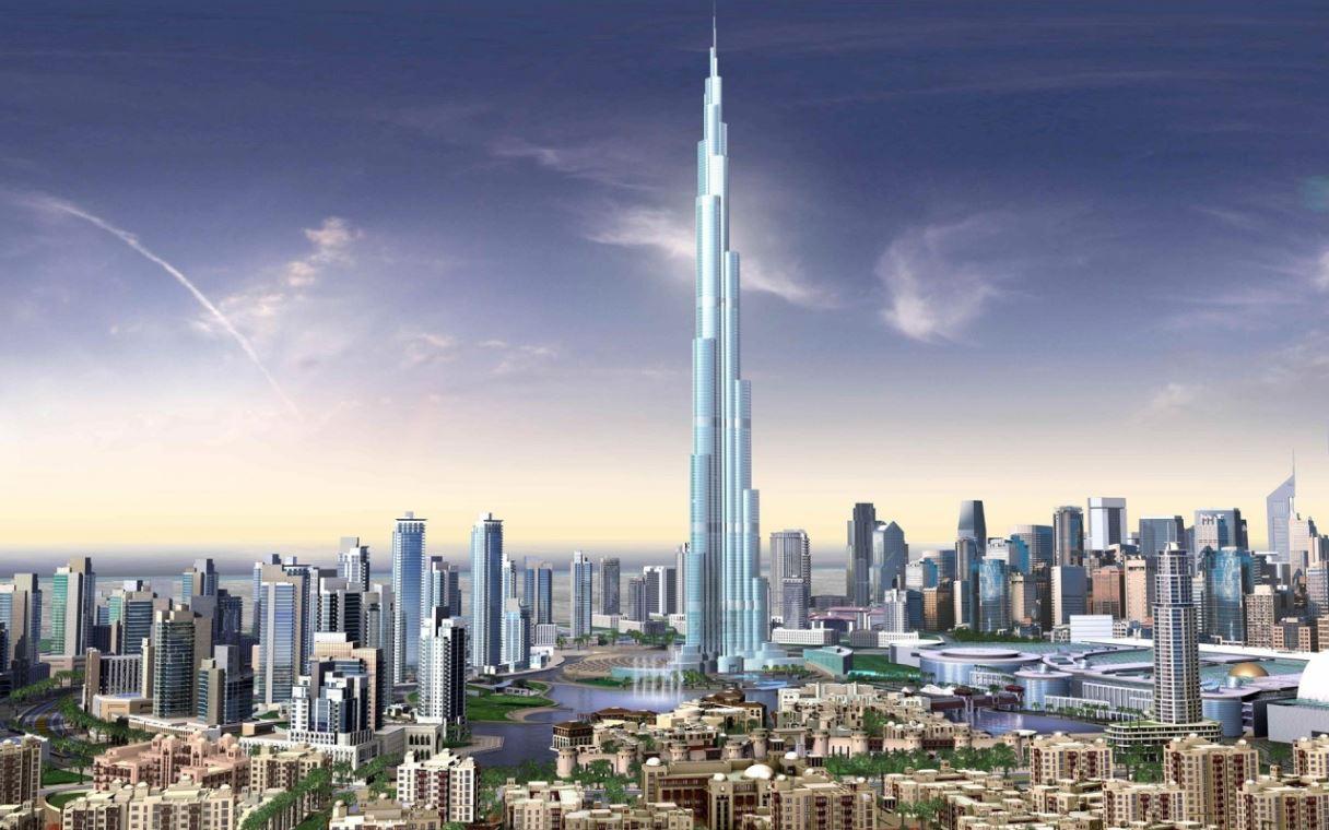 Небоскрёб Бурдж Халифа в Дубае откроет посетителям новые высоты