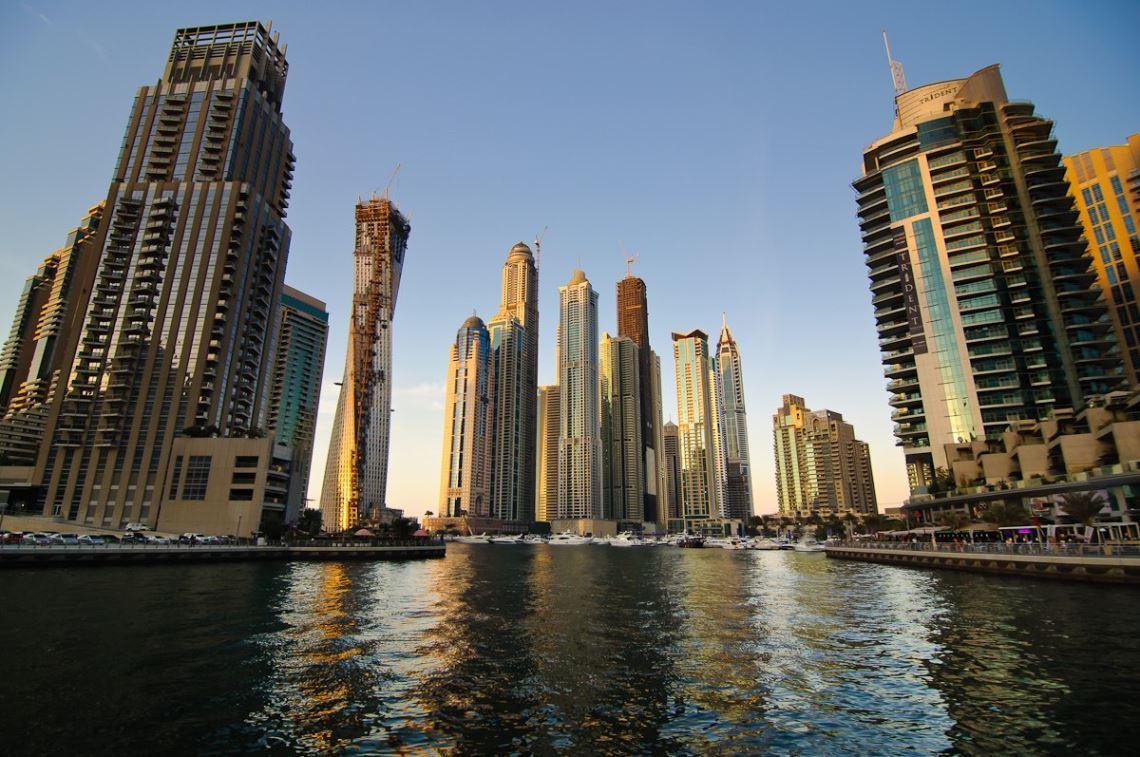 В Дубае продолжается строительный бум