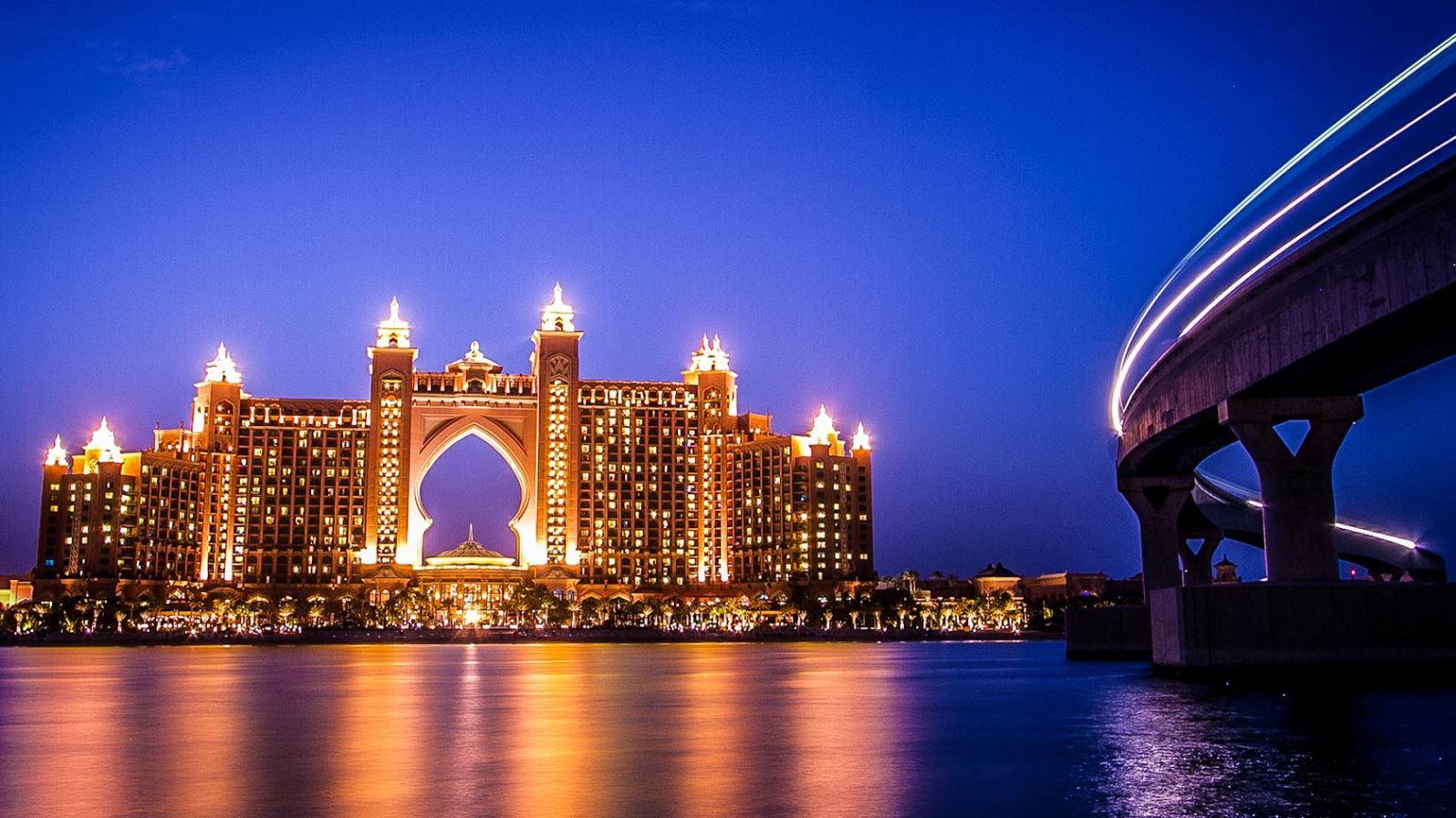 Растет популярность ОАЭ как туристического направления