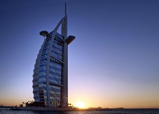 الإمارات هي الوجهة المفضلة لمحبي الطقس الدافئ في الشتاء