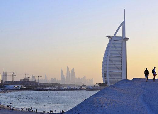 الإمارات تهيمن على قطاع الفنادق قيد الإنشاء في منطقة الشرق الأوسط وأفريقيا