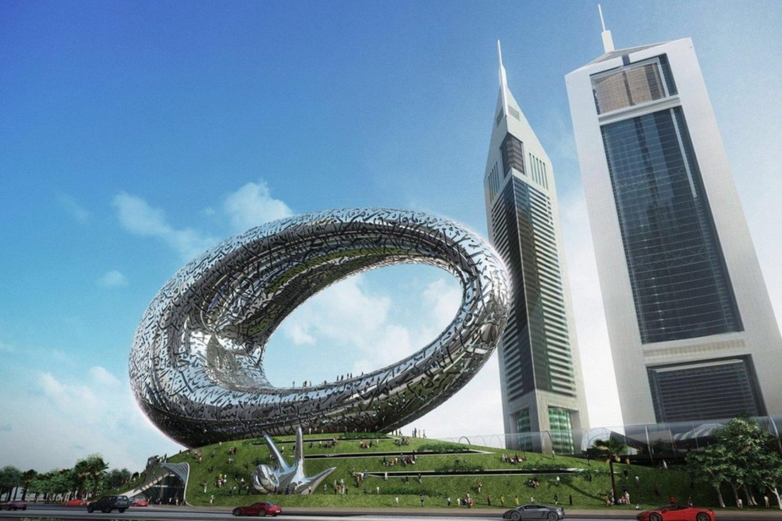 """دبي """"واحدة من أكثر المدن المتقدمة تكنولوجيًا على مستوى العالم"""""""