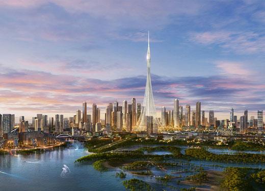 ازدهار مبيعات العقارات على الخارطة في دبي