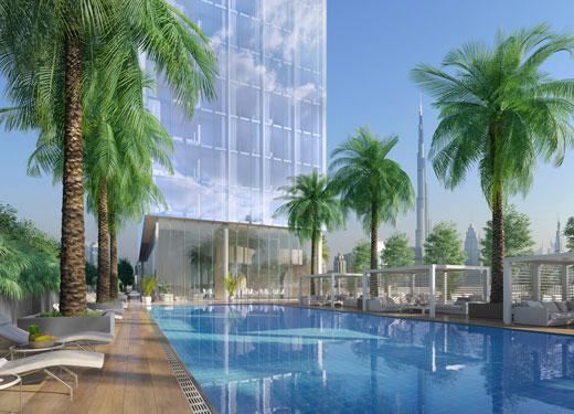 دبي تستفيد من كبرى الاستثمارات الفندقية