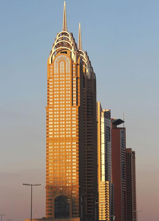 دبي تعلن عن ارتفاع تسجيلات الأعمال الجديدة بنسبة 35%