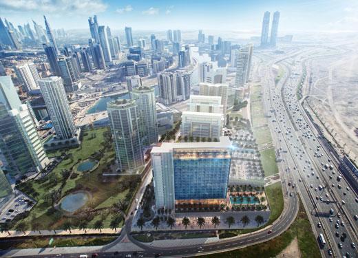 زيادة عدد الغرف الفندقية في دبي بنسبة 8% خلال عام 2018