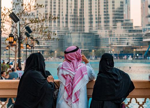 دبي تحطم أرقام سياحية قياسية جديدة