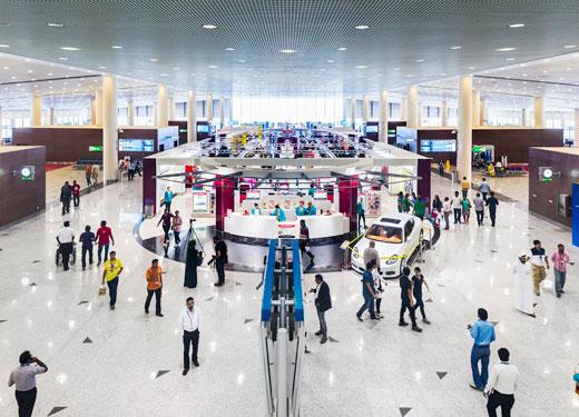 دبي ورلد سنترال يسجل نموًا مطردًا في حركة الرحلات الجوية