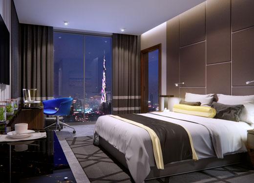 فنادق دبي تستهدف تسجيل 35.5 مليون ليلة إقامة في عام 2019