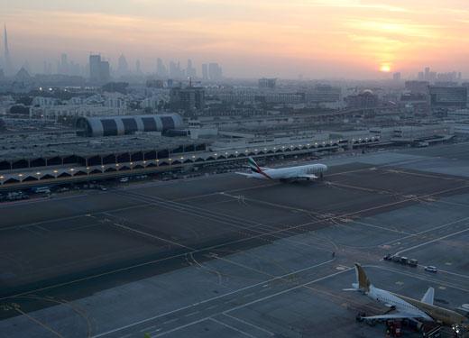 سجل ميزانية دبي يدعم نمو البنية التحتية
