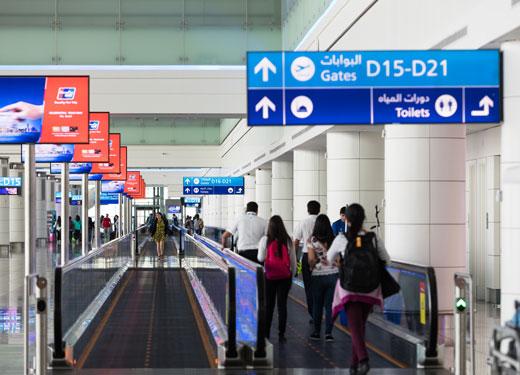 دبي تستقبل 1.78 مليون زائر خلال أسبوع واحد